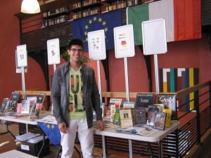 semaine des langues Mario Perez